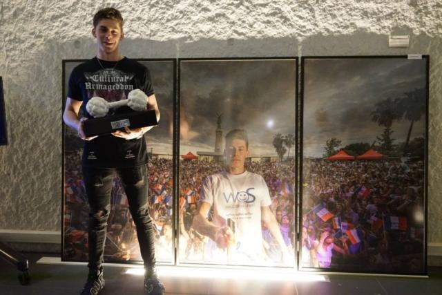 Prix du Jury :  Tom Bittmann - Le plus grand selfie du monde