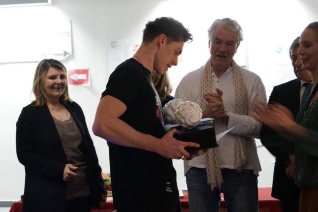 Tom Bittemann a gagné le prix du Jury